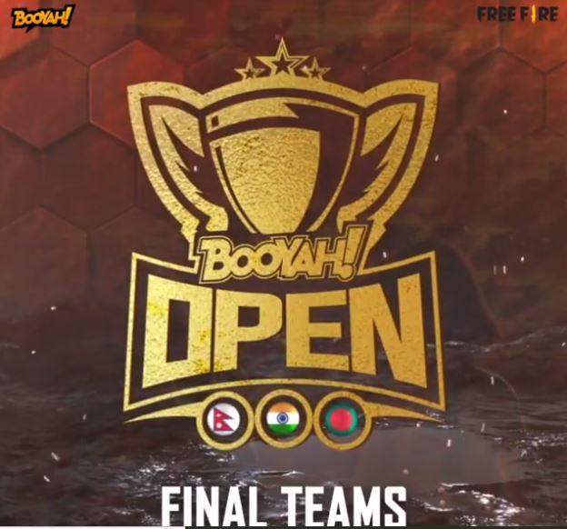 Free Fire Booyah Open Grand Final