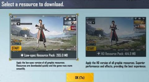 PUBG Mobile's new 1.4 global version beta update