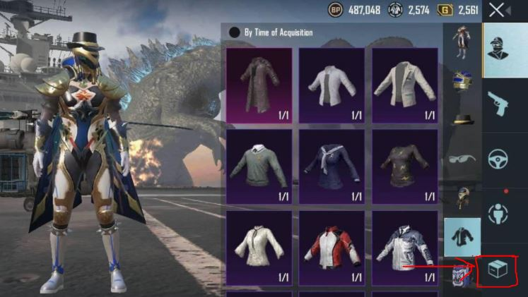 Method to change your ID name in Battlegrounds Mobile India