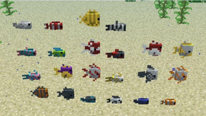Top 5 Underwater Mobs in Minecraft