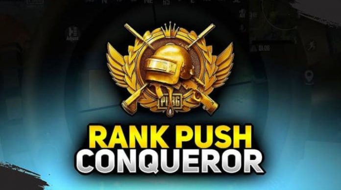 How to Push Rank in Battlegrounds Mobile India (BGMI ) : How to easily get to Conqueror Tire in Battlegrounds Mobile India
