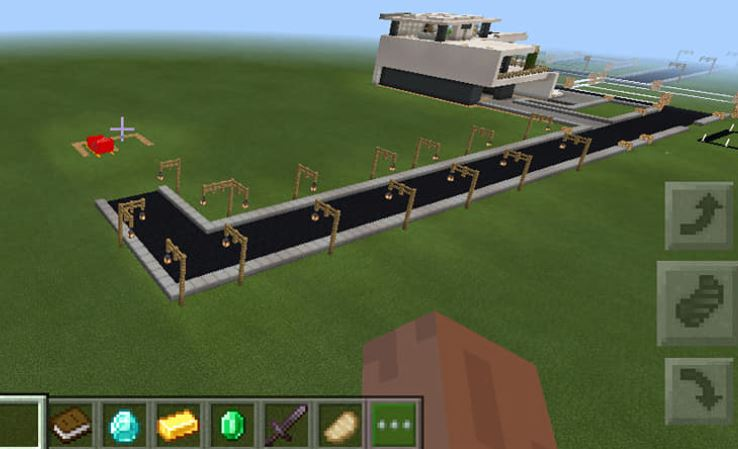 How to build a city in Minecraft