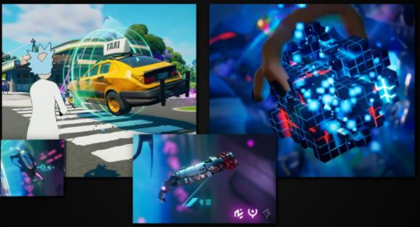 Fortnite Season 7 Leaks: Two New Upcoming Weapons, the Couninator and the Prop Gun