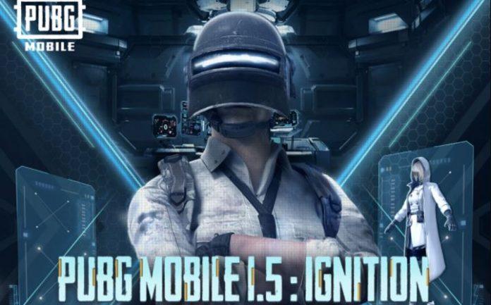 PUBG mobile 1.5 update apk