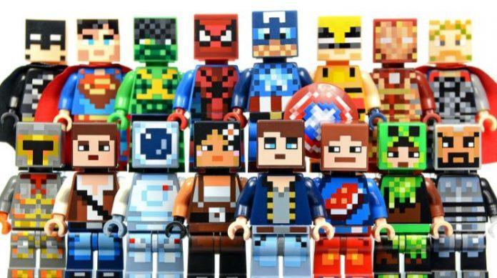 The best superhero skins in minecraft : minecraft superhero skins download