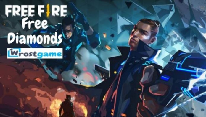 How to get free unlimited diamond in free fire?
