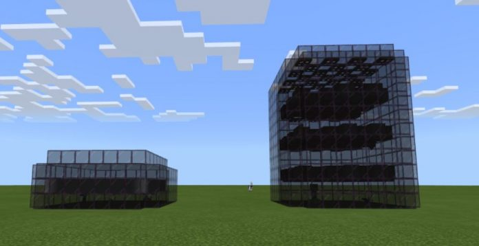 Tinted Glass Minecraft recipe : How To Make Tinted Glass.