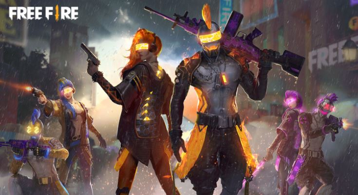Free Fire 4th Anniversary Download APK