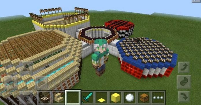 Minecraft Pixel Circle Generator: How to Draw a Perfect Circle in Minecraft?