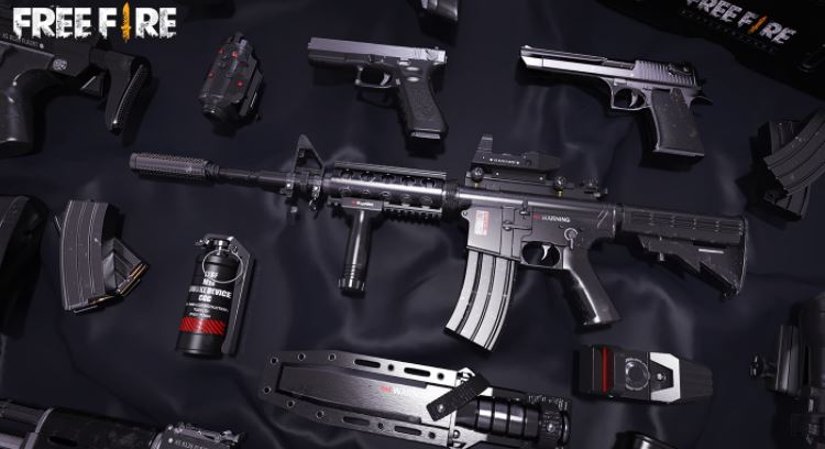 Free Fire Gun Skin Hack App