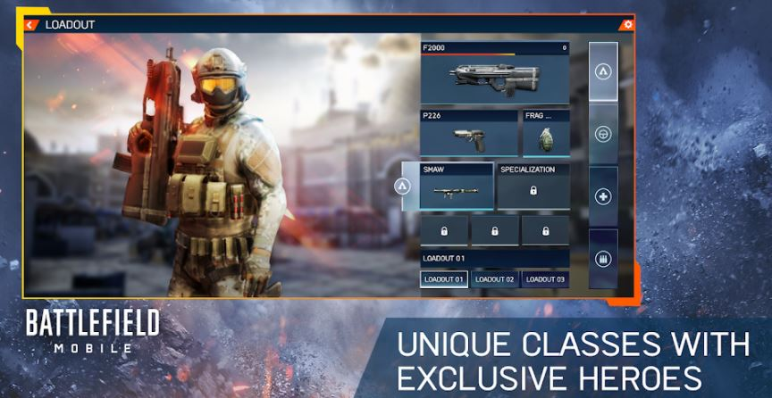 Battlefield Mobile game download (Android and iOS)