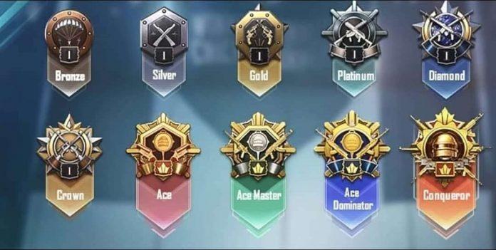 bgmi ranks